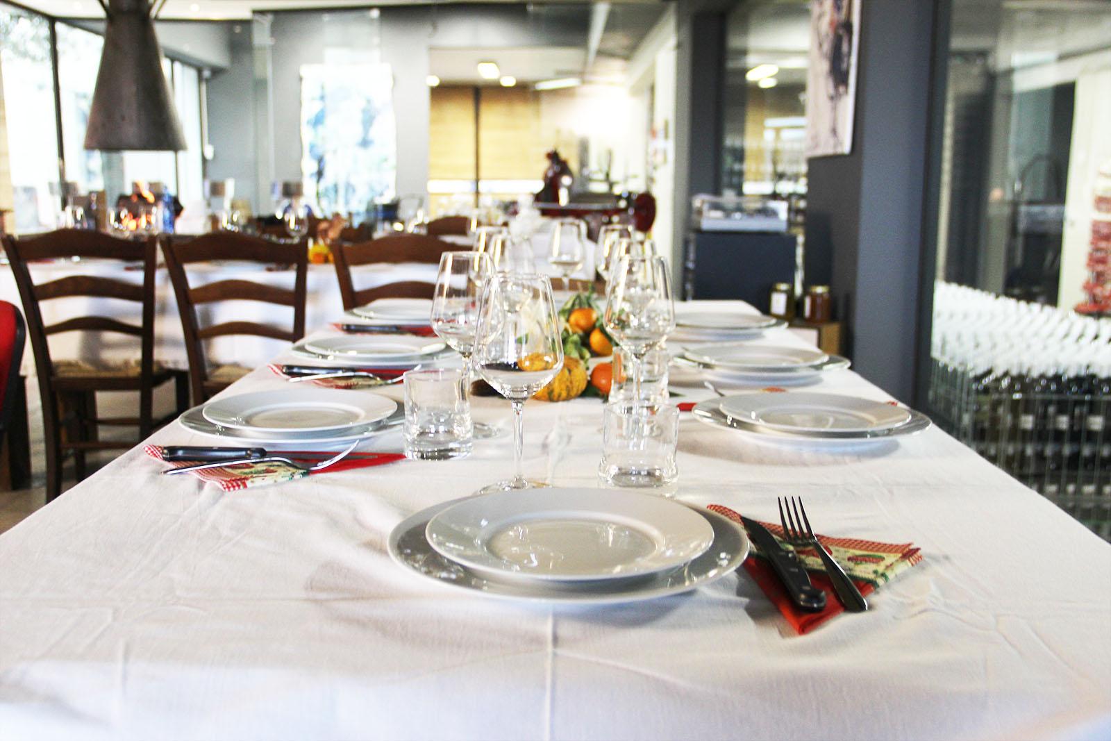 Eventi e feste private nella cantina di Gori Agricola